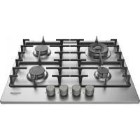 Газовая варочная поверхность HOTPOINT THC 642 W/IX/HA